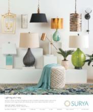 Lighting Decor 2019年灯饰灯具及室内家具-2296553_工艺品设计杂志