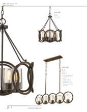 millennium 2019年欧美室内灯饰灯具设计目-2284224_工艺品设计杂志
