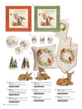 Melrose  2019圣诞工艺品目录-2305658_工艺品设计杂志