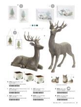 Melrose  2019圣诞工艺品目录-2305666_工艺品设计杂志