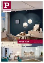 Paulmann Light 2019年欧美灯饰书籍目录-2307207_工艺品设计杂志