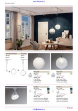 Paulmann Light 2019年欧美灯饰书籍目录-2307247_工艺品设计杂志