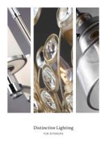 distinctive 2019年欧美室内灯饰灯具设计目-2310200_工艺品设计杂志