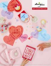 Design Design 2019年情人节礼品袋、纸卡、-2312080_工艺品设计杂志