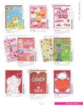 Design Design 2019年情人节礼品袋、纸卡、-2312132_工艺品设计杂志