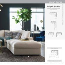 2019年Coaster简约舒适居家灯饰目录-2318083_工艺品设计杂志
