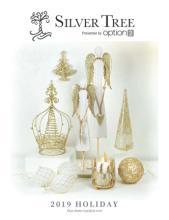 Silver Tree 2019欧洲圣诞礼品目录-2324538_工艺品设计杂志