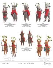 Silver Tree 2019欧洲圣诞礼品目录-2324558_工艺品设计杂志