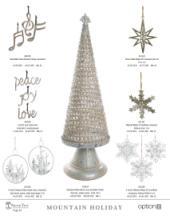 Silver Tree 2019欧洲圣诞礼品目录-2324601_工艺品设计杂志