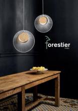 Forestier 2019年欧美室内灯饰灯具设计素材-2328959_工艺品设计杂志