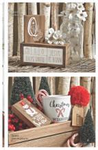 fresh 2019年欧美室内家居圣诞饰品素材。-2316776_工艺品设计杂志