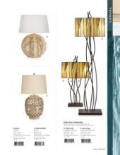 PACIFIC LIGHTING 2019年欧美室内欧式台灯-2315182_工艺品设计杂志