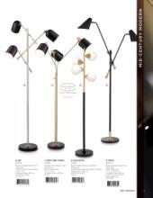 PACIFIC LIGHTING 2019年欧美室内欧式台灯-2315191_工艺品设计杂志