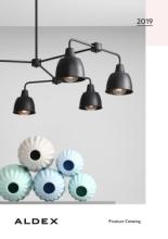 ALDEX 2019年灯饰目录-2344849_工艺品设计杂志