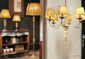 il paralume 2019年欧美室内欧式铜管玻璃灯-2350302_工艺品设计杂志