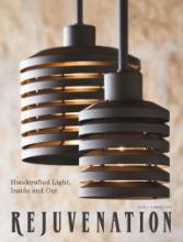2019年rejuvenation 灯灯饰目录-2358437_工艺品设计杂志