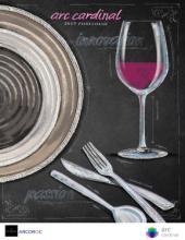 Cardinal 2019年欧美室内日用陶瓷餐具及玻-2361334_工艺品设计杂志