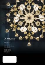 Art glass 2019水晶灯饰目录-2339885_工艺品设计杂志