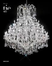 cristallo 2019年欧美室内水晶蜡烛吊灯设计-2342587_工艺品设计杂志