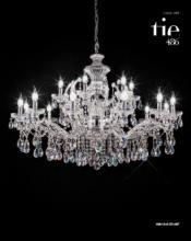 cristallo 2019年欧美室内水晶蜡烛吊灯设计-2342751_工艺品设计杂志