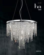 cristallo 2019年欧美室内水晶蜡烛吊灯设计-2342844_工艺品设计杂志