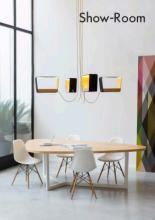Designheure 2019年欧美室内灯饰灯具设计素-2369527_工艺品设计杂志