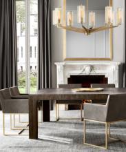 RH 2019年欧美室内欧式灯饰灯具设计目录-2373418_工艺品设计杂志