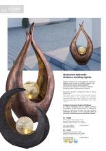 Globo solar 2019年欧美花园摆件及灯饰设计-2411734_工艺品设计杂志