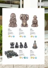 Globo solar 2019年欧美花园摆件及灯饰设计-2411760_工艺品设计杂志