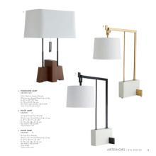 ARTERIORS 2020年现代灯饰灯具设计素材-2475457_工艺品设计杂志