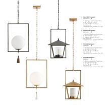 ARTERIORS 2020年现代灯饰灯具设计素材-2475469_工艺品设计杂志