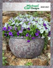 Michael 2021年欧美花园陶瓷花盆设计目录。-2725777_工艺品设计杂志