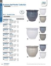 Michael 2021年欧美花园陶瓷花盆设计目录。-2726152_工艺品设计杂志