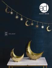 Home Accents 2020年欧美室内家居装饰及摆-2588173_工艺品设计杂志