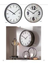 Uttermost clock 2020年欧美室内时钟设计画-2594717_工艺品设计杂志