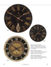 Uttermost clock 2020年欧美室内时钟设计画-2594724_工艺品设计杂志