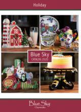 Blue Sky 2020年欧美室内节日类工艺品礼品-2595720_工艺品设计杂志