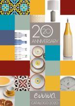 Evviva 2020年欧美室内日用陶瓷餐具设计素-2582995_工艺品设计杂志