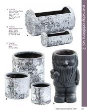 Napco 2020年欧美花园陶瓷花盆设计画册。-2617575_工艺品设计杂志