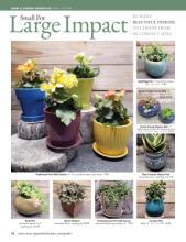 Gasper Home 2020年欧美花园陶瓷花盆、花园-2631608_工艺品设计杂志
