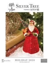 Silver Tree 2020欧洲圣诞礼品目录-2636923_工艺品设计杂志