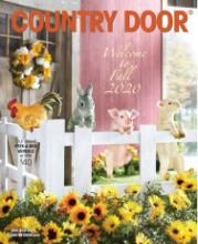 Country Door 2020国外节日家居设计目录-2694545_工艺品设计杂志
