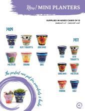 Sunshine 2020年欧美花园陶瓷花盆设计画册_礼品设计