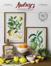 Audrey 2020年欧美室内家居制品设计目录-2717790_工艺品设计杂志