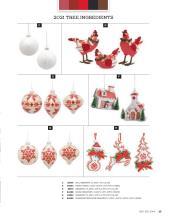 Melrose 2021圣诞工艺品目录-2793812_工艺品设计杂志