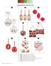 Melrose 2021圣诞工艺品目录-2793842_工艺品设计杂志