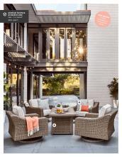 ASHlLY home 2021年欧美花园户外家具设计画-2889184_工艺品设计杂志