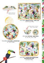 Jardins 2021年欧美室内日用陶瓷餐具设计目-2889595_工艺品设计杂志