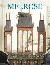 Melrose 2021圣诞工艺品目录-2889647_工艺品设计杂志