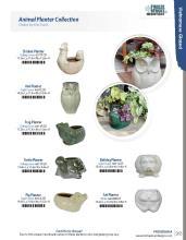 Michael 2021-2022年欧美花园陶瓷花盆设计-2883058_工艺品设计杂志
